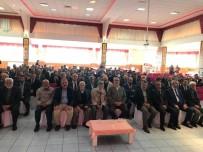 AK PARTİ İLÇE BAŞKANI - Seydişehir'de Camiler Ve Din Görevlileri Haftası Kutlandı