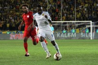 SALİH DURSUN - Spor Toto Süper Lig Açıklaması MKE Ankaragücü Açıklaması 0 - Antalyaspor Açıklaması 1  (İlk Yarı)