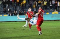 KORCAN ÇELIKAY - Spor Toto Süper Lig Açıklaması MKE Ankaragücü Açıklaması 0 - Antalyaspor Açıklaması 1 (Maç Sonucu)