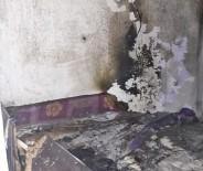 Sungurlu'da İkamet Yangını