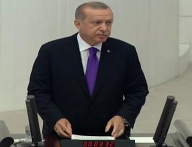 Erdoğan: Kandil ve Sincar'ı terörden temizleyeceğiz