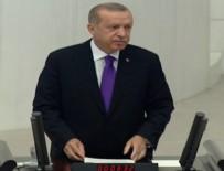 TBMM - Erdoğan: Kandil ve Sincar'ı terörden temizleyeceğiz
