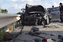 UZMAN JANDARMA - Ters Şeritte Dehşet Açıklaması 2 Ölü, 3 Yaralı