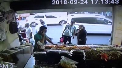 Yaşlı Kadının Cüzdanını Çalan Şahıslar Yakalandı