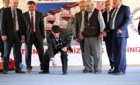 MEHMET GÜVEN - Yaşlılar, İl Müdürleriyle Bocce Maçı Yaptı