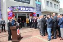 ZONGULDAK VALİSİ - Zonguldak 1'İnci Kitap Fuarı Açıldı