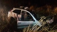 Ağrı'da Kaza Açıklaması 2 Ölü, 1 Yaralı