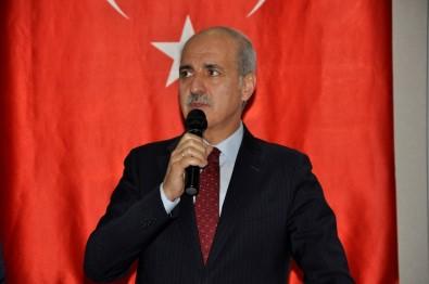 AK Parti Genel Başkan Vekili Kurtulmuş Açıklaması 'Bu Coğrafyada Oynanan Oyunun Adı İkinci Sykes-Picot'tur'