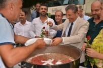 HAZRETI HÜSEYIN - Akdeniz Belediyesi'nden Aşure Etkinliği