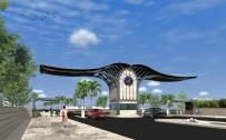 MUSTAFA ÜNAL - AÜ'nün Doğu Kapısı Yenileniyor