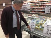 KAZANCı - Başkan Çetin Market Ve Pazarları Denetledi