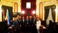 KARAHAYıT - Başkan Gürlesin Pamukkale'yi Avrupa'ya Tanıttı