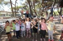 ŞÜKRÜ SÖZEN - Başkan Sözen, Çocuklarla Piknik Yaptı