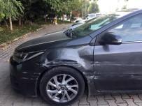 KASKO - Başkanlar Trafik Kazası Geçirdi