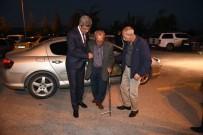 BARIŞ AYDIN - Beypazarılı Esnaflar '40. Yıl Onur Gecesi'nde Buluştu