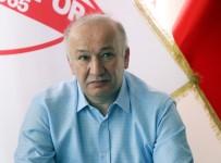 ESKIŞEHIRSPOR - Boluspor Başkanı Necip Çarıkçı Açıklaması 'Boluspor'u Şampiyon Yapmak İstiyoruz'