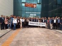 MEHMET AKIF ERSOY ÜNIVERSITESI - Burdur'da Kiraz Çalıştayı Düzenlendi