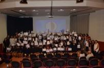 YABANCI DİL EĞİTİMİ - Cambridge Sınavlarında Yüzde 100 Başarı Gösteren Yakın Doğu İlkokulu Öğrencileri Sertifikalarını Aldı