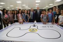 GÜNEŞ SİSTEMİ - Çelikcan Açıklaması 'Eksikliğini Gördüğümüz Önemli Bir Eseri Adana'ya Kazandırdık'