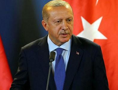 Cumhurbaşkanı Erdoğan: Birlikte üretelim