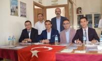 MUSTAFA YıLDıZ - Demirci Eğitim-Bir-Sen'de Mehmet Dağlar Dönemi