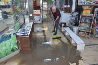 HASAR TESPİT - Denizli'deki Su Baskınının Ardından