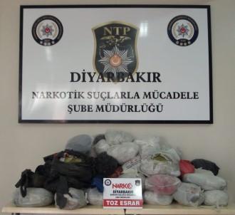 Diyarbakır'da Uyuşturucuya Darbe