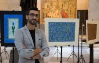 AİLE VE SOSYAL POLİTİKALAR BAKANI - Düzce Üniversitesi Latin Amerikalılara Ebru Sanatını Tanıttı