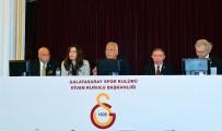 GALATASARAY LISESI - Galatasaray'ın Ekim Ayı Divan Toplantısı Başladı