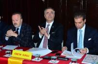 GALATASARAY LISESI - Galatasaray'ın Ekim Ayı Divanı Başladı