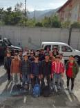 EMNİYET AMİRLİĞİ - Gevaş'ta 24 Afganistanlı Kaçak Şahıs Yakalandı