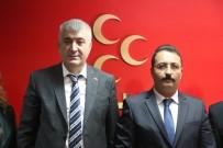 BAŞKAN ADAYI - Gökhan Yüksel, MHP'den Felahiye Başkan Aday Adaylığın Açıkladı