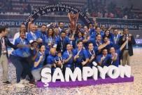 TÜRKIYE BASKETBOL FEDERASYONU - Hatay Büyükşehir Belediyespor, Cumhurbaşkanlığı Kupasını Kazandı