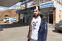 Hırsızlar Tarafından 'Levye' İle Darp Edildi