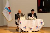 KÜRESEL EKONOMİ - İÇÜ'de 'Küresel Ekonomik Gelişmeler' Konferansı Verildi