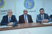 BATI TRAKYA - İrfan Akademisi Toplantısı Yapıldı