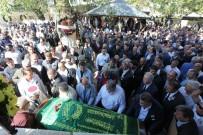HÜSEYIN YıLDıZ - İşadamı Kemal Yavuz Son Yolculuğuna Uğurlandı