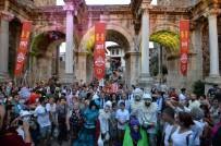 MEHTERAN TAKıMı - Kaleiçi Old Town Festivali Başlıyor