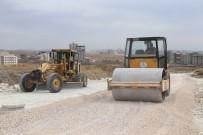 ATAKENT - Karaköprü'de Yol Yapım Çalışmaları Devam Ediyor