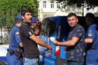 MEMUR SEN - Manavgat'ta Haciz Memurlarının Dövülüp Zorla Alıkonulduğu İddiası