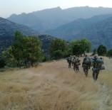 ALAY KOMUTANLIĞI - Mehmetçik Gece Gündüz Operasyonlarını Sürdürüyor
