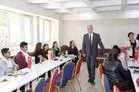 YAKUP SATAR - Meslek Liseli Gençlere Girişimcilik Eğitimi