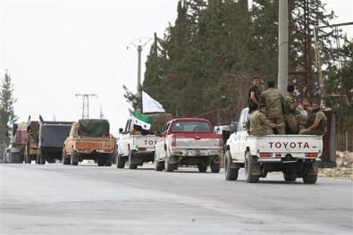 Milli Savunma Bakanlığı: İdlib'deki çekilme tamamlandı