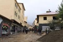 ULU CAMİİ - Muş Belediyesinin 'Sokak Sağlıklaştırma' Projesi Hızla İlerliyor