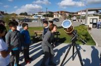 ALTUNTAŞ - Öğrenciler Uzayı Öğrendi