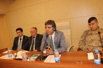 ŞENOL TURAN - Oltu'da Halk Günü Ve Asayiş Toplantısı