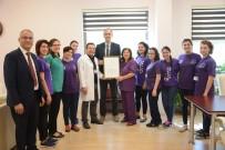 HORMONLAR - PAÜ Hastanesi 'Bebek Dostu Hastane' Unvanını Aldı