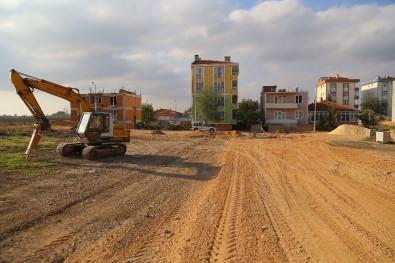 Pınar Mahallesi'nde 16 Kilometrelik Yol Yapıldı