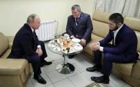 LAS VEGAS - Putin, Nurmagomedov İle Bir Araya Geldi