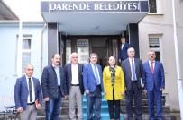 28 ŞUBAT - Rektör Karabulut, Darende'yi Ziyaret Etti